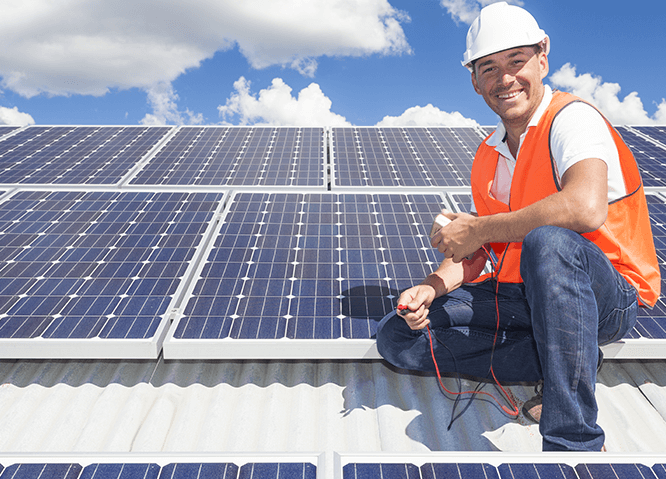Become A Solar Contractor