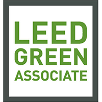 leed green associate logo