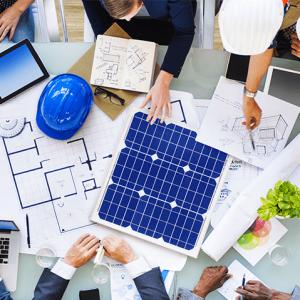 solar design team